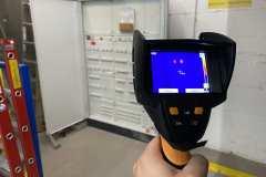 Thermografieprüfung